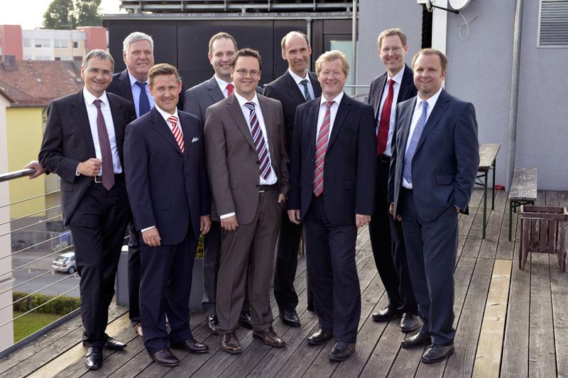 The Advisory Board of Fischer | Konrad GmbH